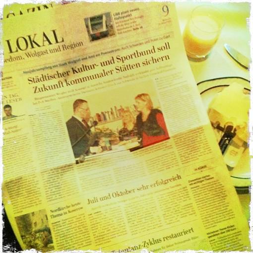 Tysk tidning